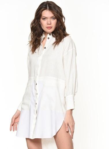 Si Design Tunik Beyaz